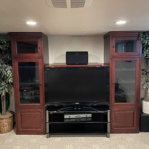 Entertainment Center Cabinets for Sale in Beaverton, OR