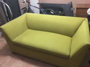 CB2 Twin Sleeper loveseat sofa / couch for Sale in Washington, DC
