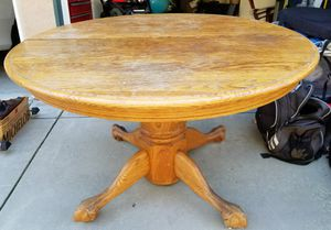 KITCHEN TABLE + 6 Chairs GREAT SHAPE for Sale in Mission Viejo, CA