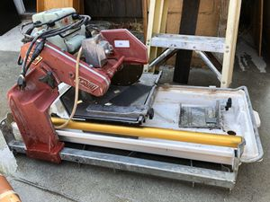 Tile saw for Sale in Anaheim, CA