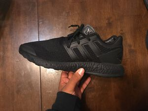 Y-3 Pureboost Triple Black Size 10.5 for Sale in Annandale, VA