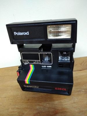 POLAROID INSTANT CAMERA for Sale in Stone Mountain, GA