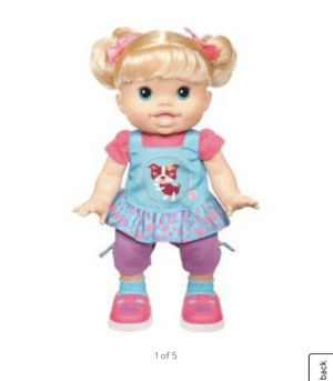 Baby Alive waking taking doll for Sale in Oregon City, OR