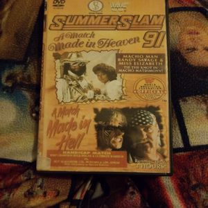 Wwf Summerslam 91 Dvd for Sale in Chicago, IL