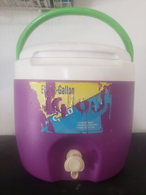Portable Water Cooler with Spigot for Sale in North Royalton, OH