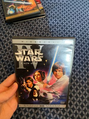 Star Wars a new Hope DVD video for Sale in Windermere, FL