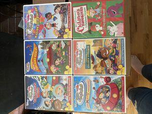 Little Einsteins dvd set. for Sale in Lacey, WA