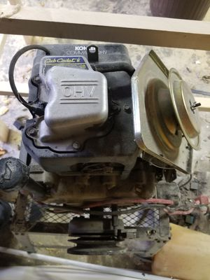 17 hp Kohler horizontal shaft engine for Sale in Freetown, MA