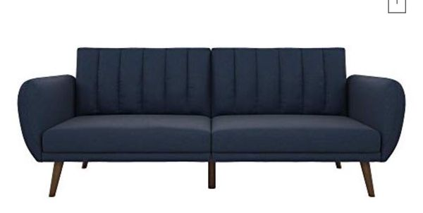 Couch (Like New! Reclines, Unfolds!)