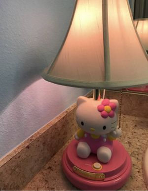 Hello Kitty Lamp for Sale in Orlando, FL