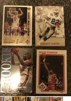 Assorted Sports Cards for Sale in Lynnwood, WA
