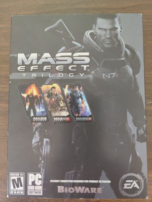Mass Effect Trilogy for PC for Sale in Norfolk, VA