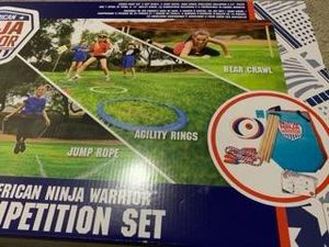 Brand New American Ninja Warrior Competition Set for Sale in Peachtree Corners, GA