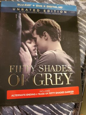 Fifty Shades Of Grey Blu-Ray for Sale in Lakeland, FL