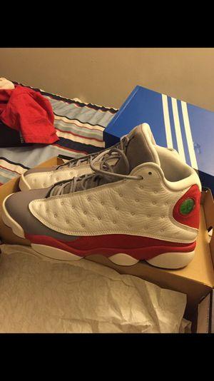 Grey toe 13 jordans for Sale in Boston, MA