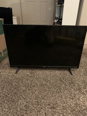 """TCL 32"""" television for Sale in Auburn, WA"""