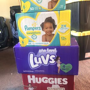 Diapers for Sale in San Diego, CA