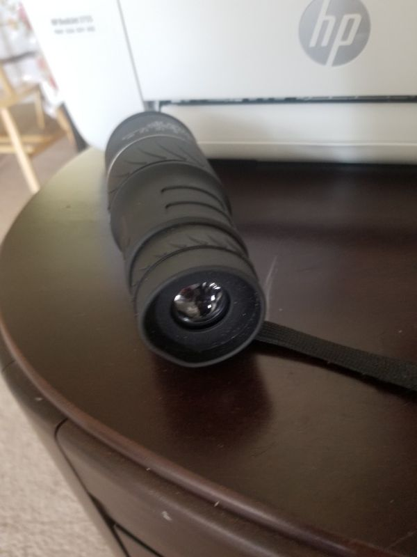 Bendo este telecopio