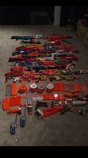 Nerf Guns cheap for Sale in Compton, CA