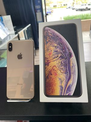iPhone XS Max (Financing Available) for Sale in Rialto, CA