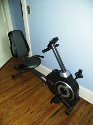 Exercise bike: weslo for Sale in Jacksonville, FL