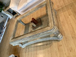 Coffee Table Set (includes 2 end tables) for Sale in Renton, WA