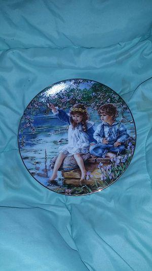 Patience decorative plate for Sale in Prattville, AL