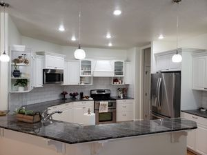 Full kitchen cabinets and countertops for Sale in Bellevue, WA