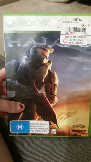 XBOX 360 game Halo 3 for Sale in Seattle, WA