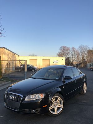 2007 AUDI A4 FULLY LOADED for Sale in Springfield, VA