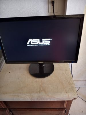 "Asus computer monitor 19.5"" LED HD for Sale in Los Angeles, CA"