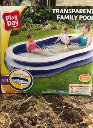 Transparent family pool for Sale in La Habra, CA