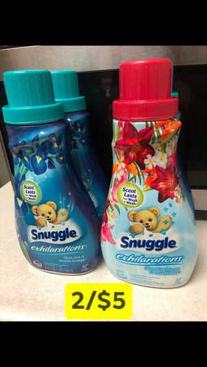 2/$5 Snuggle Exhilarations for Sale in Springfield, VA