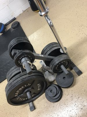 Olympic Free Weights for Sale in Charleroi, PA