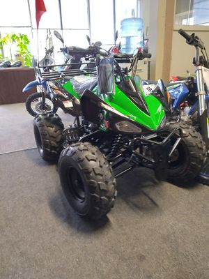 125cc 4 wheelers for christmas, cheapest for Sale in Virginia Beach, VA