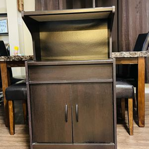 Rollkng Kitchen Caddy With Shelf for Sale in Forney, TX