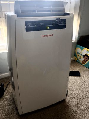 White Honeywell Portable AC Unit for Sale in Orange, CA