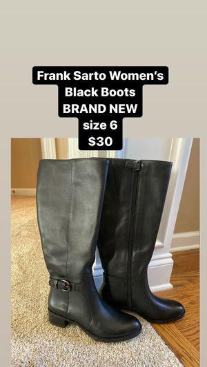 Women's black boots for Sale in Murfreesboro, TN