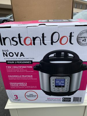 new instant pot for Sale in North Providence, RI
