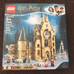 LEGO harry potter hogwarts clock tower BRAND NEW SEALED SET 75948 for Sale in Ceres, CA