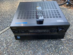 Onkyo TX-NR1008 9.2 Channel THX A/V Receiver for Sale in Mill Creek, WA