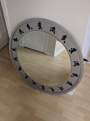 Disney Micky Mouse Collection Beveled Wall Mirror for Sale in Duluth, GA