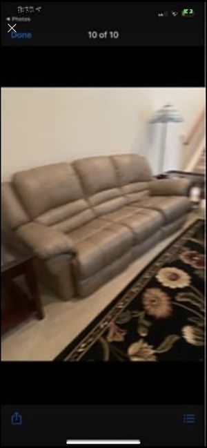 Leather Reclining Sofas for Sale in Mission Viejo, CA