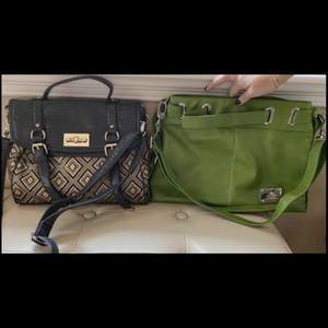 APPLE GREEN Elegant Handbag - BUY ANYTHING ELSE FROM ME AND GET THESE FREE for Sale in Miami, FL