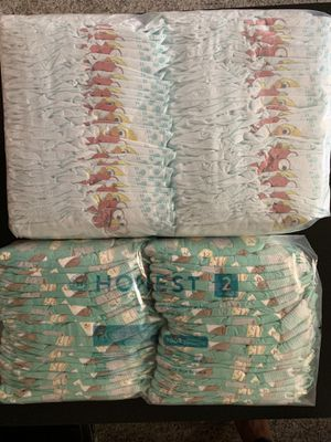 Diapers size 2 for Sale in Portland, OR