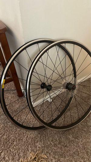 Road bike rims set for Sale in Spring, TX