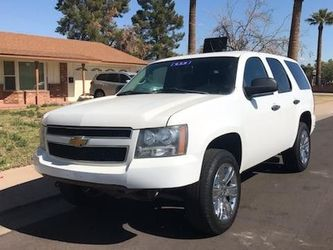 2010 Chevrolet Tahoe 4 wheel drive low 73000 miles clean title $9900 clean title for Sale in Chandler,  AZ