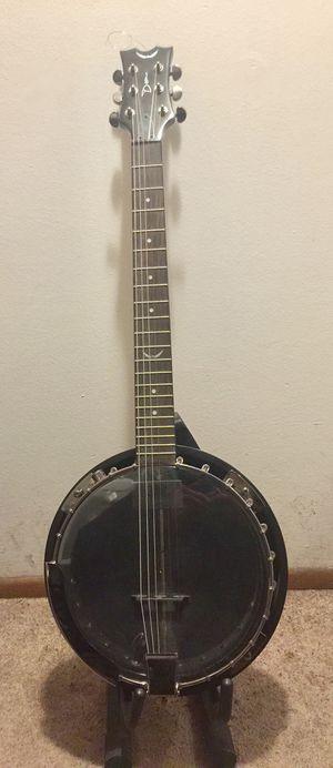 Banjo ,6strings ,jack for Sale in Seattle, WA
