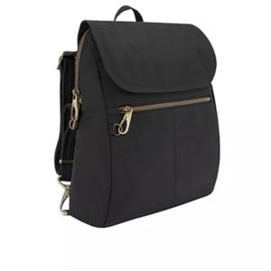 Travelon Anti-Theft Signature Backpack for Sale in Rochester, NY
