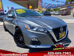 2019 Nissan Altima for Sale in Manteca, CA
